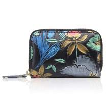 APHISON Women RFID Blocking Small Purse Ladies Credit Card Holder Travel Wallets for Girls/Gift Box