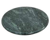 """Creative Home Green Marble 12"""" Lazy Susan, Turntable"""