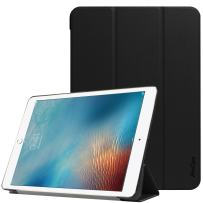 "ProCase iPad Pro 12.9"" 2017/2015 Case, Slim Stand Hard Shell Case Smart Cover for Apple iPad Pro 12.9 Inch (1st Gen 2015) / iPad Pro 12.9"" (2nd Gen 2017) -Black"