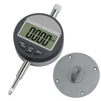 Neoteck DTI Digital Dial Indicator 0.5''/12.7mm, Digital Probe Indicator Dial Test Gauge High Resolution: 0.00005''/ 0.001mm
