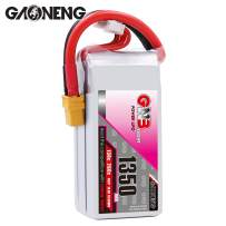 GAONENG GNB 4S 1350mAh LiPo Battery 14.8v XT60 130C for Brushless 180mm-330mm Size FPV Drone