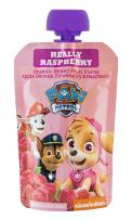 Paw Patrol Really Raspberry Organic Mixed Fruit Squeeze Pouch, 3.5 Ounce, Pack of 10