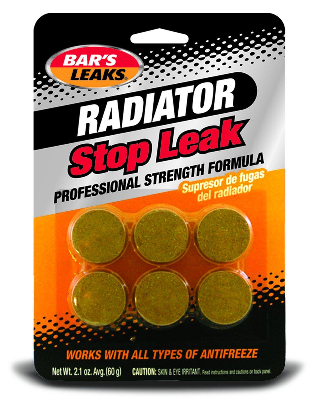 Bar's Leaks HDC-12PK Radiator Stop Leak Tablet - 2.1 oz, (Pack of 12)