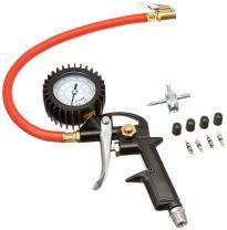 EXELAIR 10 Piece Pistol Grip Inflator Gauge Kit