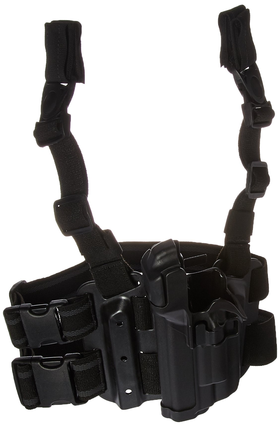 BLACKHAWK SERPA Level 3 Light Bearing Tactical Holster - Matte Finish