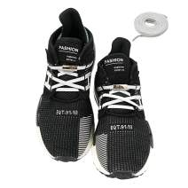 Elastic Shoe Laces for Sneakers No Tie Shoelaces for Adult Shoe Strings Magnetic Lock Device