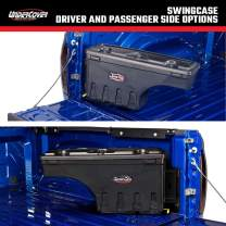 Undercover SwingCase Truck Bed Storage Box | SC101P | Fits 09-07 Chevrolet Silverado/GMC Sierra 1500-3500Passenger Side 1500-3500
