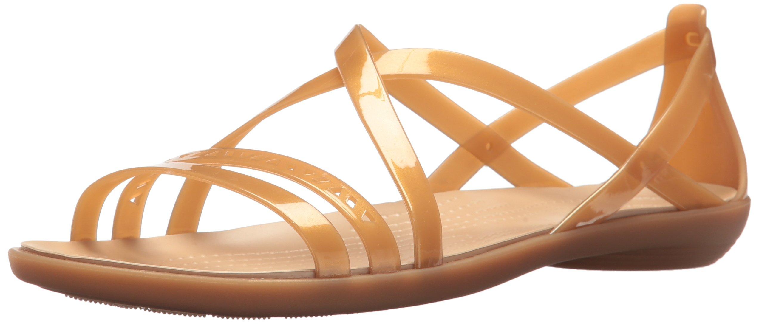 Crocs Women's Isabella Cut Strappy Sandal