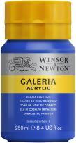 Winsor & Newton Galeria Acrylic Paint, 250ml Bottle, Cobalt Blue Hue