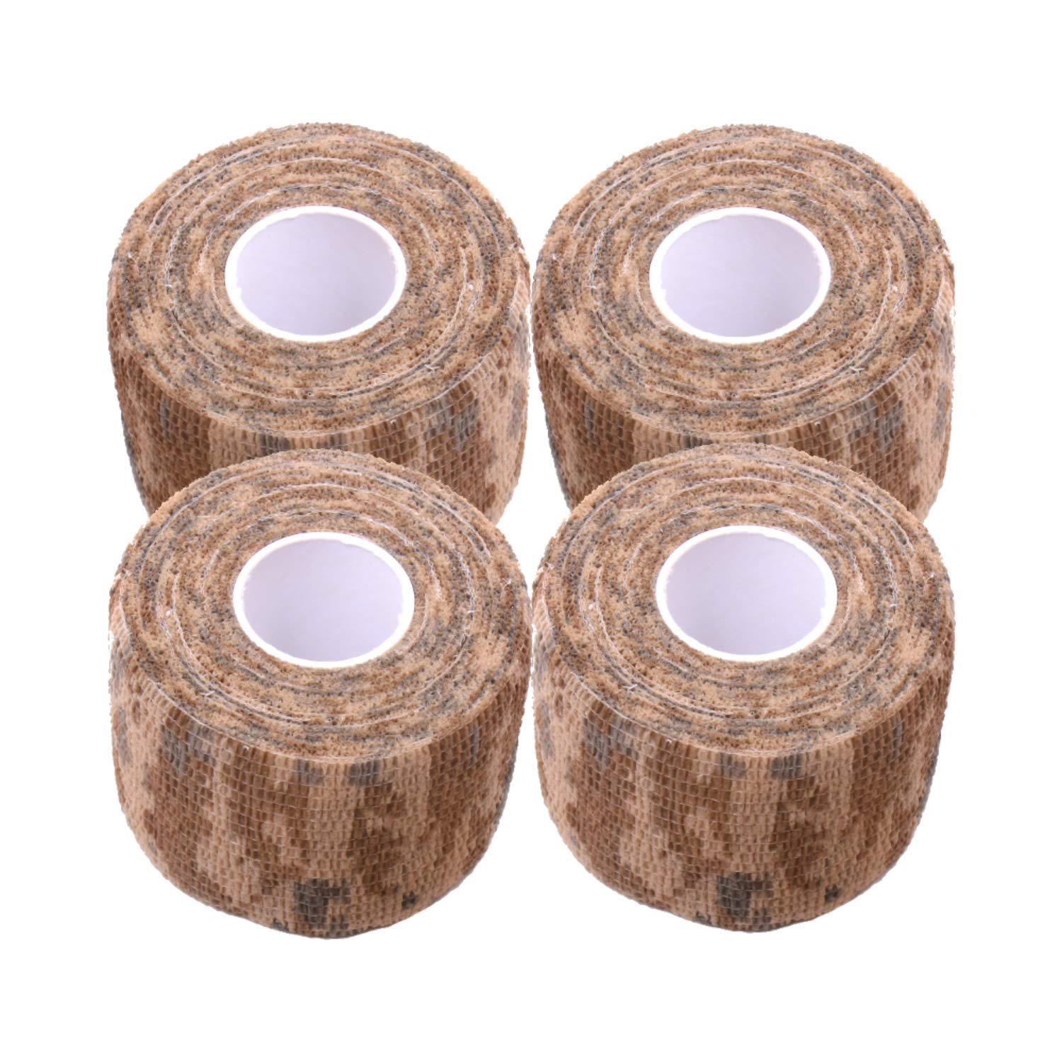 Arcturus Multi-Purpose Camo Fabric Wraps - Extra Long 36 ft Roll - Reusable Camouflage for Hunting