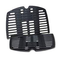 Uniflasy 7644 Cooking Grates Grid for Weber Q100, Q1000 Series, Q1200, Q1400 Gas Grill