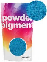 Hemway Pigment Powder Colour Luxury Ultra-Sparkle Dye Metallic Pigments for Epoxy Resin, Polyurethane Paint (Metallic Ocean Blue, 100g / 3.5oz)