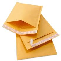 Sales4Less #000 4X8 Kraft Bubble Mailers Padded Shipping Envelopes Self Seal Pack of 50