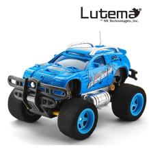 Lutema Tracer Overlord 4CH Remote Control Truck, Blue