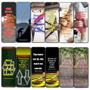 Motivate Yourself and Make Things Happen Bookmarks (60-Pack) - Stocking Stuffers for Men Women Personal Growth Motivation Encouragement Gifts