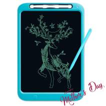 WINDEK Mibro LCD Writing Tablet 12 inch Electronic Kids Tablets Pads, Writing & Drawing Doodle Board, Portable Erasable Ewriter with Smart Stylus&Memo Board for Kids and Adults
