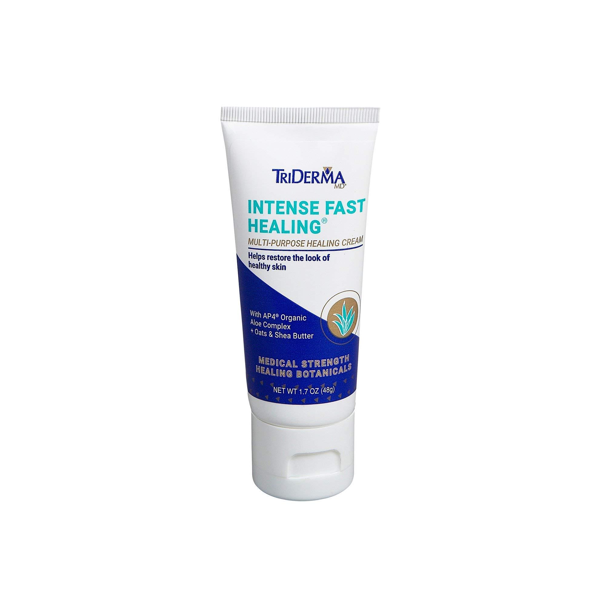 TriDerma Intense Fast Healing Multi-Purpose Cream (1.7 oz)