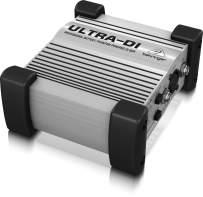 Behringer Ultra-DI DI100 Professional Battery/Phantom Powered DI-Box