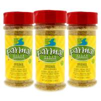 Parma! Vegan Parmesan - Original, Dairy-Free, Soy-Free and Gluten-Free Vegan Cheese, Plant-Based Superfood, Kosher (7 ounces, Pack of 3)