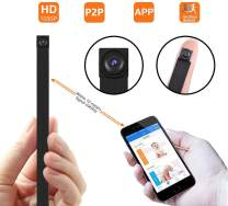 Hidden Spy Camera, Anviker P2P Mini Camera HD 1080P Home Nanny Security Camera with Motion Detection Remote View for iOS/Android Device