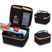 Mchoi Hard Portable Case Compatible with Osmo Fire Tablet Genius Kit