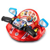 VTech Paw Patrol Pups to The Rescue Driver, Great Gift for Kids, Toddlers, Toy for Boys and Girls, Ages 2, 3, 4, 5