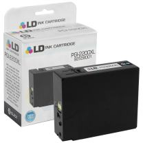 LD Compatible Ink Cartridge Replacement for Canon PGI-2200XL 9255B001 High Yield (Black)