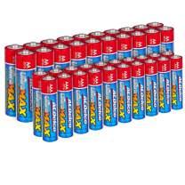 ACDelco AA and AAA Batteries UltraMAX Premium Alkaline Battery, 20-Count Each