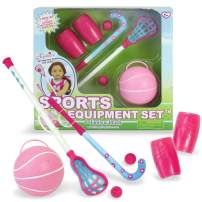 18 Inch Doll Accessory Pretend Sport Equipment Play Set