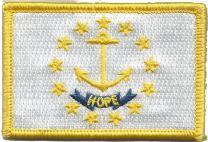 Tactical State Patch - Rhode Island