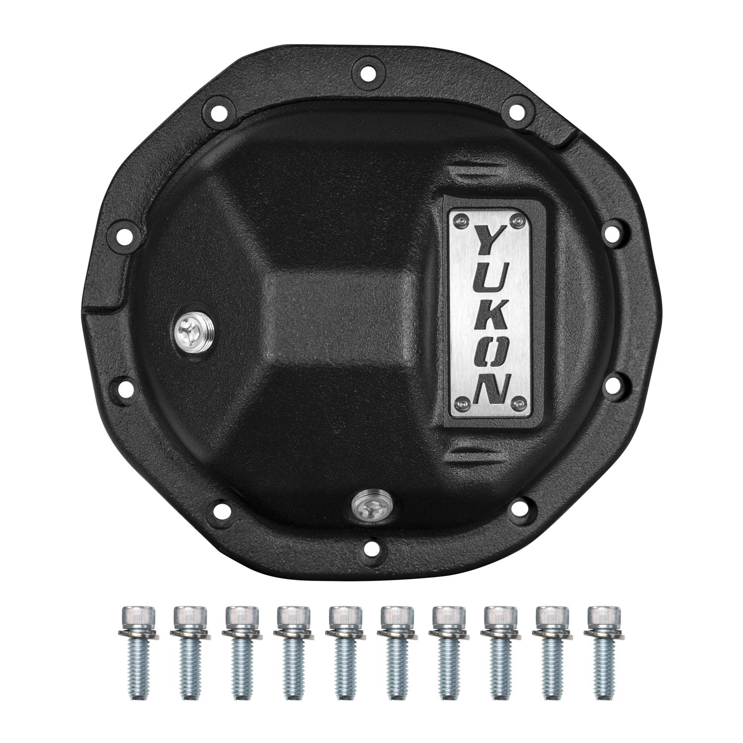 Yukon Gear & Axle YHCC-GM8.5-M Hardcore Nodular Iron Differential Cover