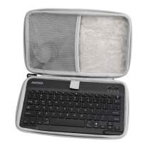 Mchoi Hard Portable Case Fits for Arteck HB030B Keyboard(Case Only)