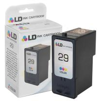 LD Remanufactured Ink Cartridge Replacement for Lexmark 29 18C1529 (Color)