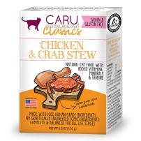 Caru Chicken & Crab Stew Wet Cat Food