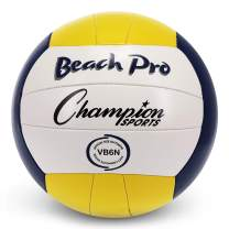 Champion Sports Official Synthetic Leather Volleyball