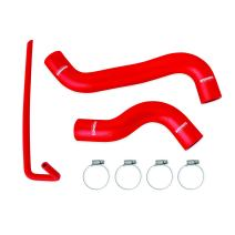 Mishimoto MMHOSE-WRX-15RD Silicone Radiator Hose Kit Compatible With Subaru WRX 2015+ Red