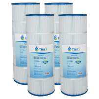 Tier1 Hayward CX580XRE, Filbur FC-1225, Unicel C-7483 Comparable Replacement Pool Filter Cartridge (4-Pack)