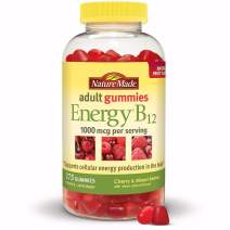 Nature Made Adult Gummies Energy B-12, 1000 mcg (275)