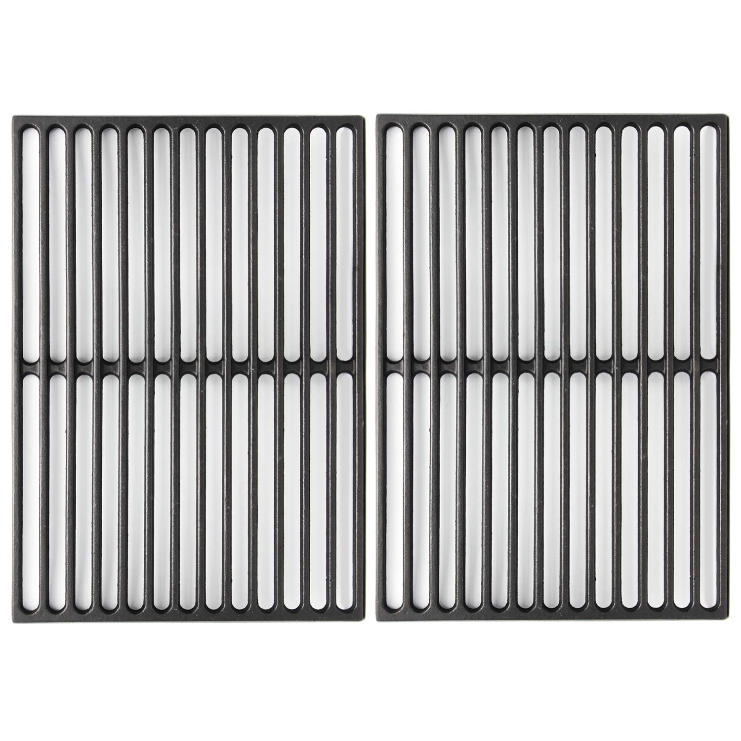 Vicool 7526 Cast Iron Grill Grates Cooking Grid For Weber Spirit 300 700 Series Genesis Silver B C Genesis Gold B C I Iv 1000 5000 Grill 17 1 4 Set Of 2 Hyg752f