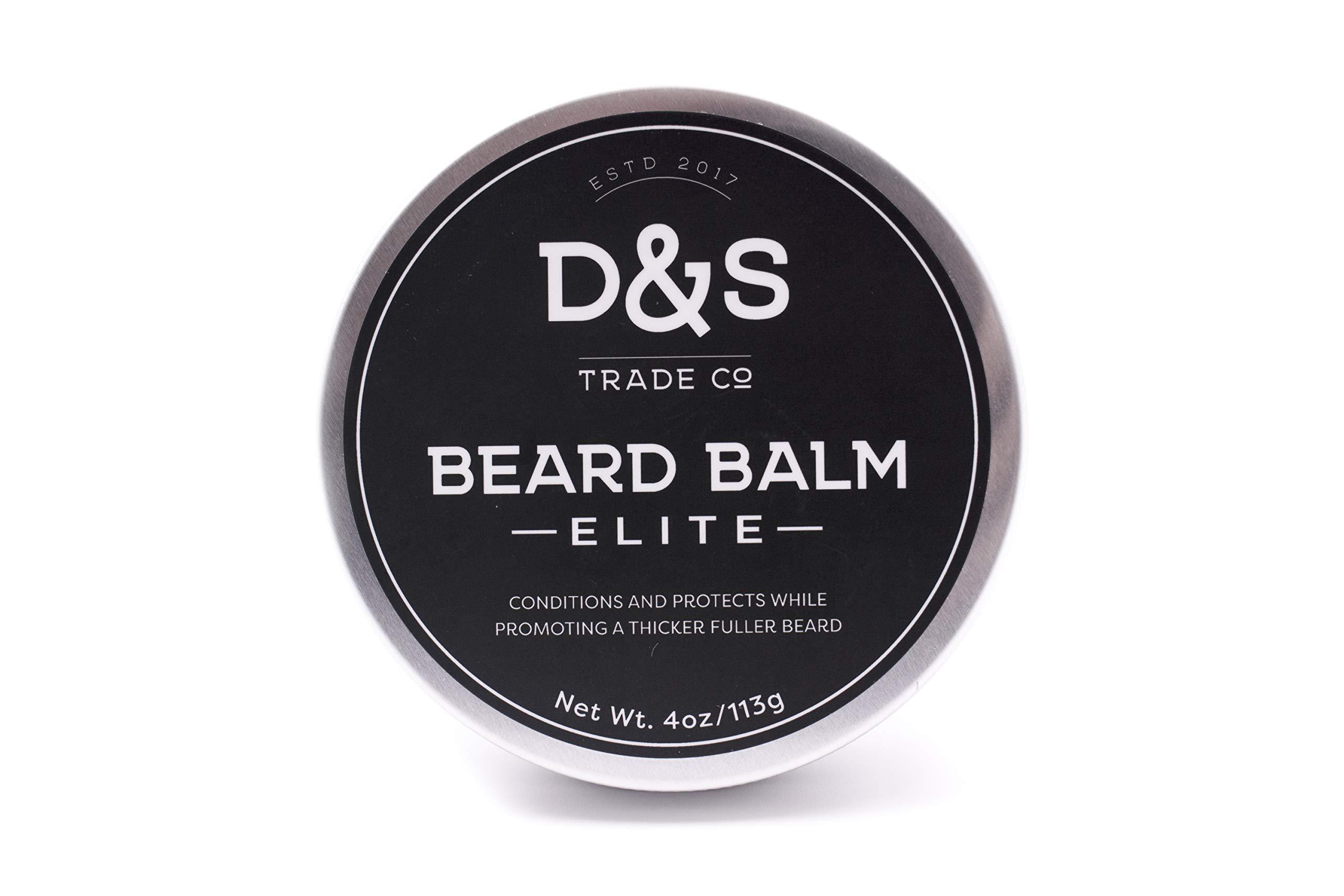D&S Trade Co - Beard Balm (Elite, 4oz)