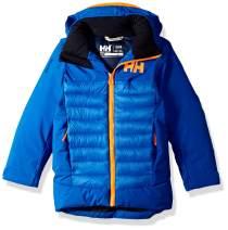 Helly Hansen Jr Waterproof Summit Ski Jacket