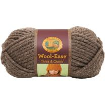 Lion  640-304 Wool-Ease Thick & Quick Yarn , 97 Meters, Gemstone