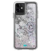 Case-Mate - iPhone 11 Glitter Case - Waterfall - 6.1 - Iridescent (CM039806)