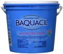 Baquacil 84363 pH Decreaser Swimming Pool Balancer, 6 lbs