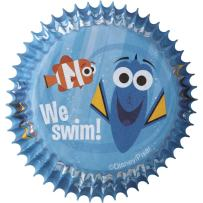 Wilton Finding Dory Standard Baking Cups, Multicolor
