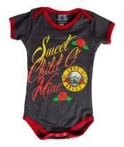 Guns N Roses Sweet Child O' Mine Baby Diaper Suit Romper
