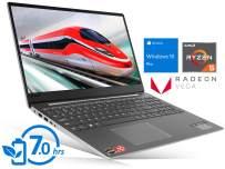 "Lenovo IdeaPad 330s Laptop, 15.6"" HD Display, AMD Ryzen 5 2500U Upto 3.6GHz, 8GB RAM, 128GB NVMe SSD + 1TB HDD, Vega 8, HDMI, Card Reader, Wi-Fi, Bluetooth, Windows 10 Pro"