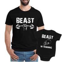 Texas Tees, Father Baby Matching Outfits, Dad and Me Shirts,