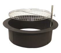 """Catalina Creations 32"""" Heavy Duty Fire Ring 