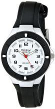 Armitron Sport Women's 25/6416 Easy To Read Dial Resin Strap Watch